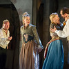 'Die Entfuhrung aus dem Serail' Opera performed  at Glyndebourne Opera, East Sussex, UK