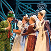 'Die Zauberflote' Opera performed by Glyndebourne Opera, East Sussex, UK