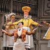 'Die Zauberflote' Opera performed by Glyndebourne Opera, East Sussex, UK