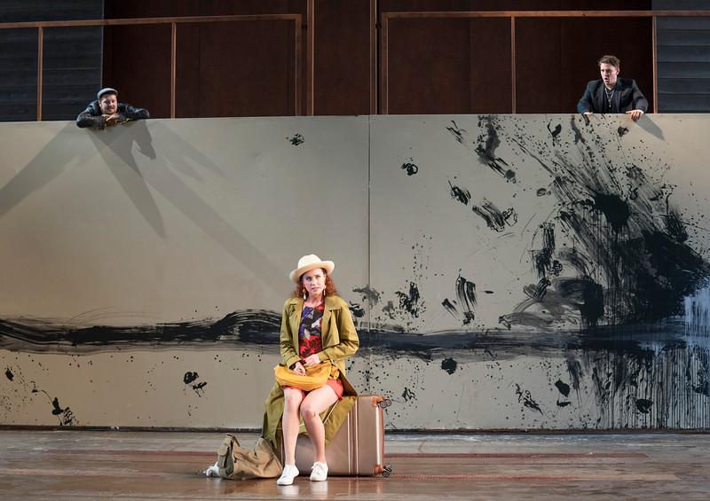 'Don Giovanni' Opera performed at Garsington Opera,Wormsley, UK