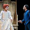 'Elizabeth I' Opera performed by English Touring Opera at Hackney Empire, London, UK
