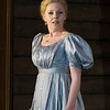 'Eugene Onegin' Opera performed at Garsington Opera, Oxfordshire, UK