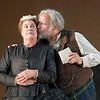 'Falstaff' Opera performed at Garsington Opera, Wormsley, UK