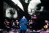 'Fidelio' Opera performed by Garsington Opera, Wormsley, UK