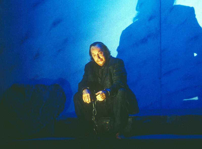 'Fidelio' Opera performed by Scottish Opera, Glasgow, UK 1994