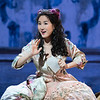 'Il Barbiere di Siviglia' Opera performed by Glyndebourne Opera, East Sussex, UK