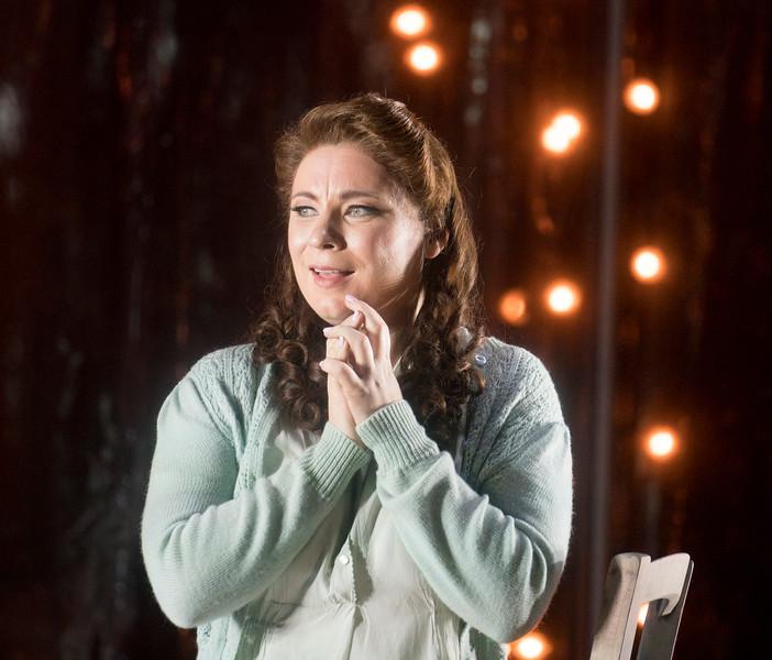 'Iolante' Opera performed by Holland Park Opera, London, UK
