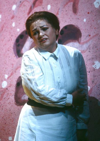 'Katya Kabanova' Opera performed by Glyndebourne Opera, E Sussex, UK 1992