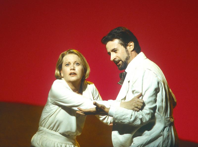 'Katya Kabanova' Opera Performed by Glyndebourne Opera, East Sussex, UK 1998