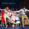 'Kiss Me Kate' Musical performed by Opera North in the Grand Theatre, Leeds, UK