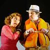 'L'Italiana in Algeri' Opera performed at Garsington Opera, Wormsley, UK