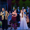 'La Cenerentola' Opera performed by Opera North at the New Theatre, Leeds, UK