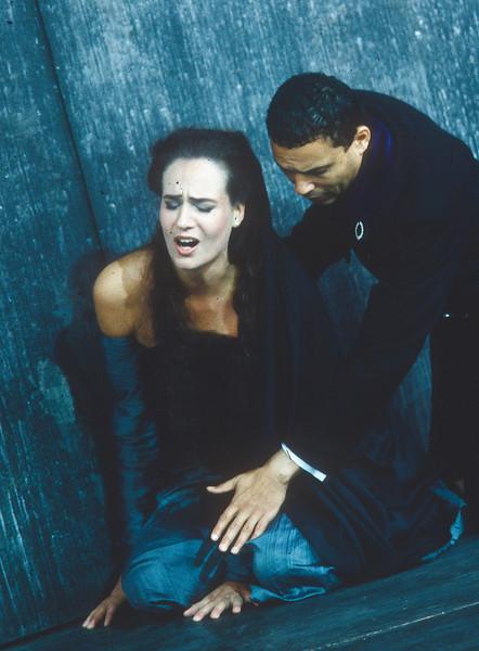 'Lucio Silla' Opera performed at Garsington Opera, UK 1998
