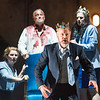 'Macbeth' Opera performed by English Touring Opera at Hackney Empire, London, UK