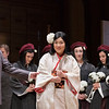 'Madama Butterfly' Opera performed by Glyndebourne Touring Opera at Glyndebourne, East Sussex, UK