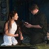 'Pelleas et Melisande' Opera performed at Garsington Opera at Wormsley, UK