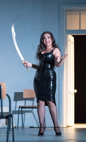 'Rinaldo' Opera performed by Glyndebourne Opera, East Sussex, UK