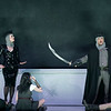 'Rinaldo' Opera performed by Glyndebourne Touring Opera at Glyndebourne, E Sussex, UK