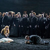 'Saul' Opera performed by Glyndebourne Opera, East Sussex, UK
