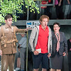 'Silver Birch' Opera performed at Garsington Opera at Wormsley, UK