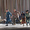 'The Skating Ring' Opera by David Sawer performed by Garsington Opera at Wormsley, UK