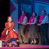 'Trouble in Tahiti' Musical by Leonard Bernstein performed by Opera North performed at the New Theatre, Leeds,UK