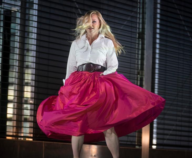 'Agrippina' Opera performed at the Royal Opera House, London, UK