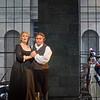 'Andrea Chenier' Opera Performed at the Royal Opera House, London, UK