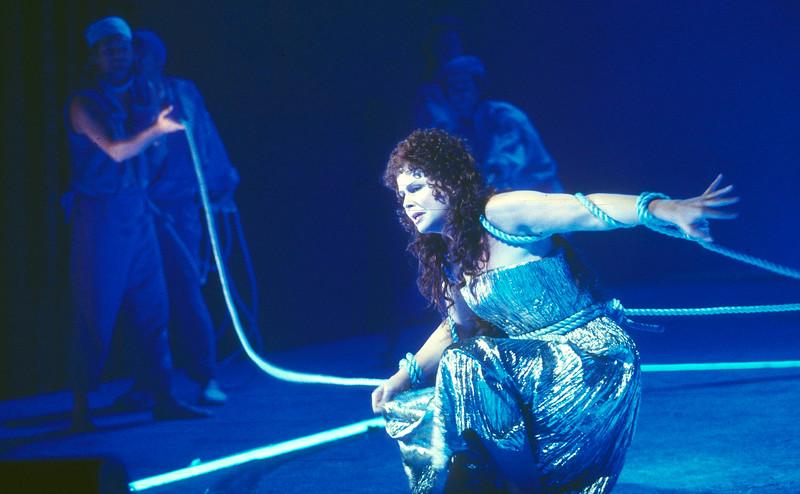 'Arianna' Opera performed at the Royal Opera House, London, UK 1995