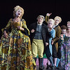 'Berenice' Opera performed at the Linbury Theatre, Royal Opera House, London, UK