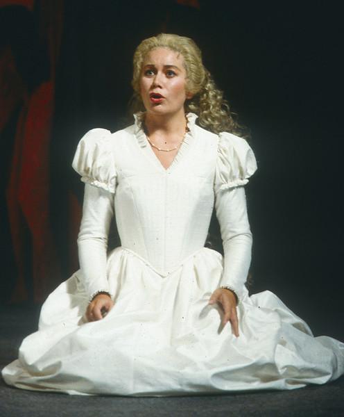 'Capuleti e Montecchi' Opera Performed at the Royal Opera House, London, UK 1992