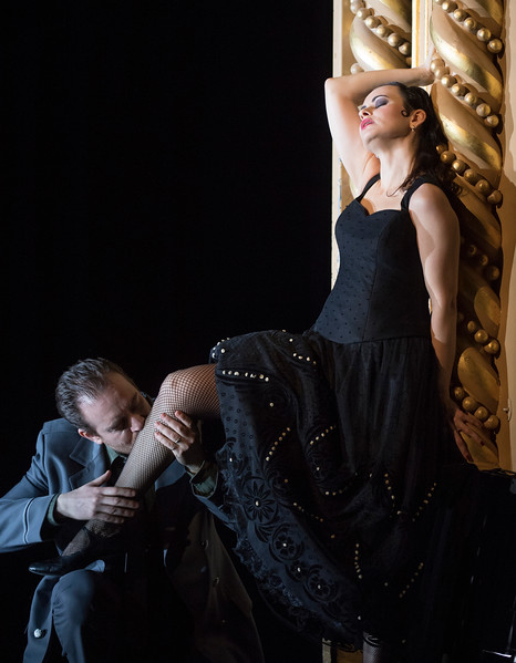'Carmen' Opera performed at the Royal Opera House, London, UK