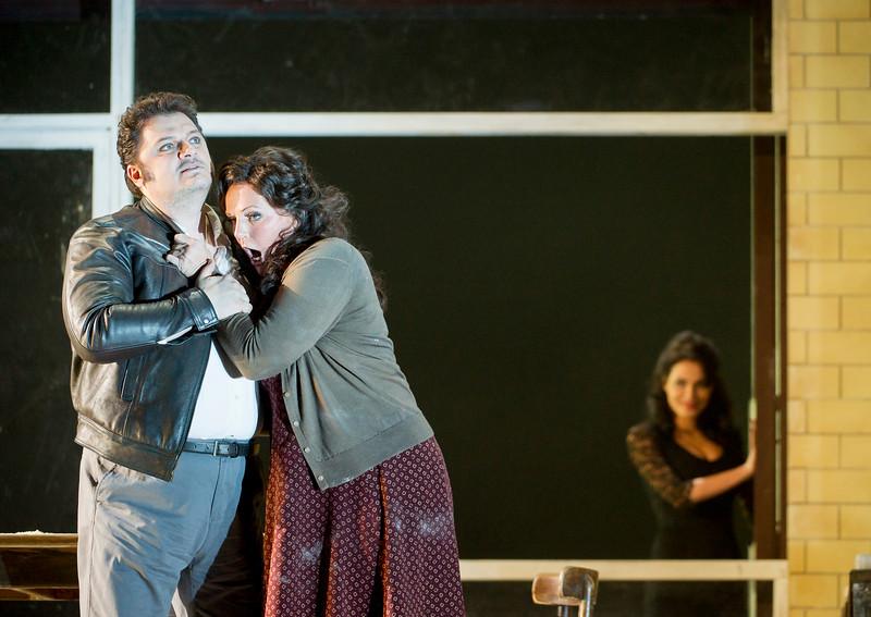 'Cavalleria Rusticana' Opera performed at the RoyalOpera House, London, UK