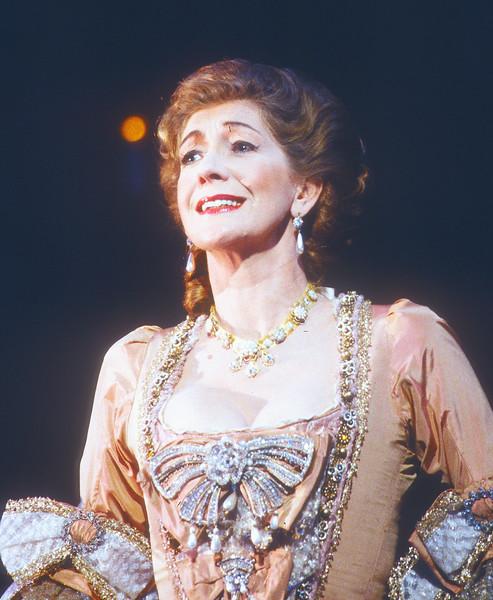 'Der Rosenkavalier' Opera Performed at the Royal Opera House, London, UK 1995