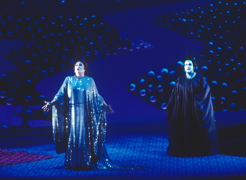 'Die Frau Ohne Schatten' Opera performed by Glyndebourne Opera, East Sussex, UK 1993