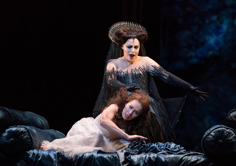 'Die Zauberflote' Opera performed at the Royal Opera House, London, UK