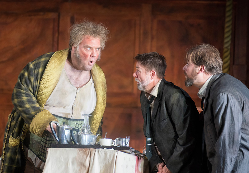 'Falstaff' Opera performed at the Royal Opera House, London, UK