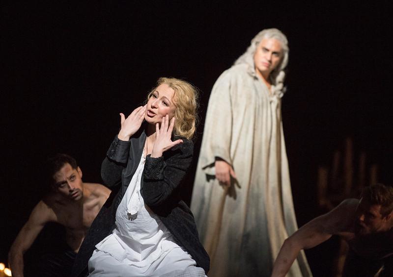 'Faust' Opera performed at the Royal Opera House, London, UK