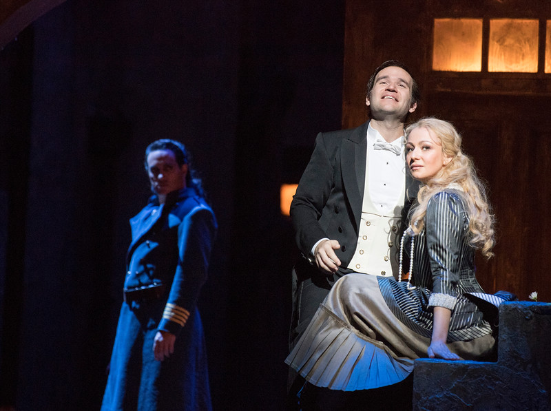 'Faust' Opera performed at the Royal Opera House, London, UK