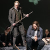 'Fidelio' Opera performed at the Royal Opera House, London, UK