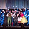 'Il Barbiere di Siviglia' Opera performed by The Royal Opera at the Royal Opera House, London, UK
