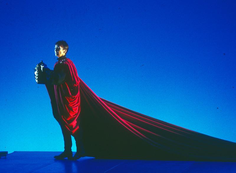 'Julius Caesar' Opera performed at the Royal Opera House, London, UK 1997