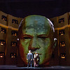 'Krol Roger' Opera performed at the Royal Opera House, London, UK