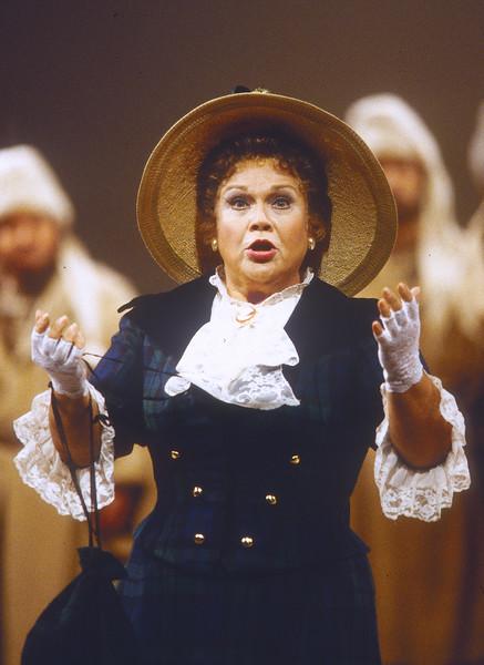 'L'Italiana in Algeri' Opera performed at the Royal Opera House, London, UK 1993