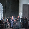 'La Forza del Destino' Opera performed at the Royal Opera House, London, UK