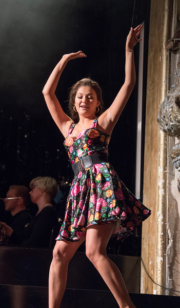 'La Tragedie de Carmen' performed by the Royal Opera Company at Wilton's Music Hall, London, UK