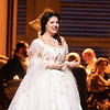 'La Traviata' Opera performed at the Royal Opera House, London, UK