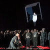 'Lohengren' Opera performed by the Royal Opera at the Royal Opera House, London, UK