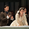 'Lucia di Lammermoor' Opera performed at the Royal Opera House, London, UK