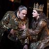 'Macbeth' Opera performed at the Royal Opera House, London, UK